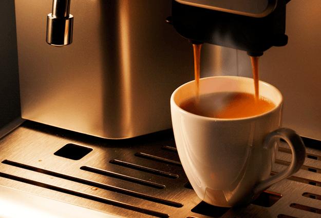 Częstotliwość dostaw kawy