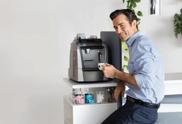 Usługi i dostawy kawy