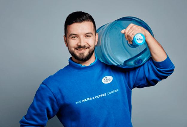 Dostawy wody