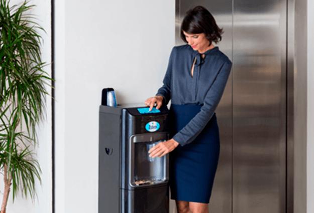 Dystrybutory wody filtrowanej